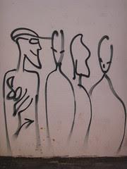 Greenwich village graffiti