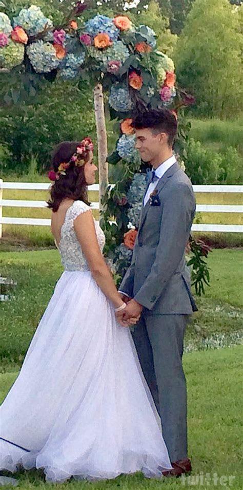 Duck Dynasty Star John Luke Wedding Pics Revealed   dBTechno