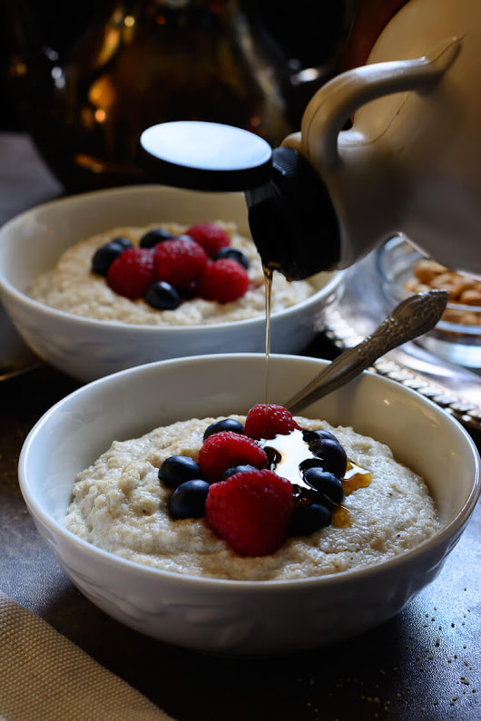 Fonio Pudding/Acha Pudding: the African Super Grain Cereal - Yummy Medley