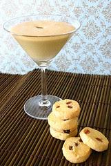 Moscato Zabaglione and Lemon Polenta Cookies
