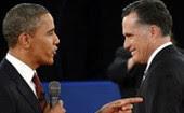 Obama tem 49% e Romney, 46% nos EUA (AFP)