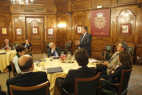 Conferencia de Joan Antoni Melé