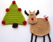Rudolf the Christmas Reindeer DIY - MonikaDesign