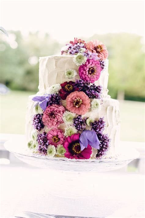1000  ideas about Wildflower Cake on Pinterest   Painted