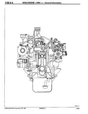 4D56 MANUAL - Auto Electrical Wiring Diagram