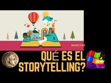 Marketing digital, storytelling
