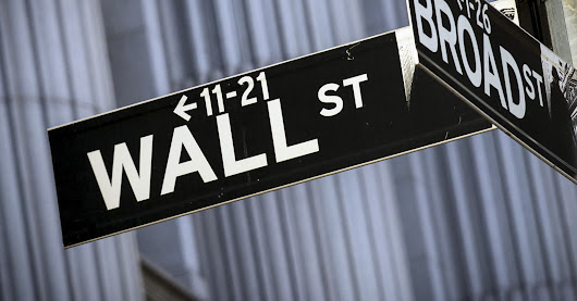 Finding the strength to leave Wall Street