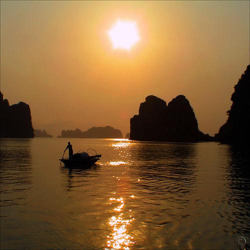 The magic of Hạ Long Bay