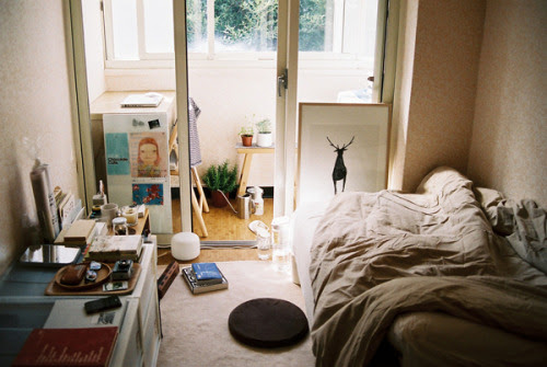 cuprikorn:room talk by deersummer on Flickr.