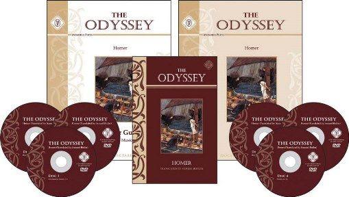 Iliad & Odyssey Complete Set