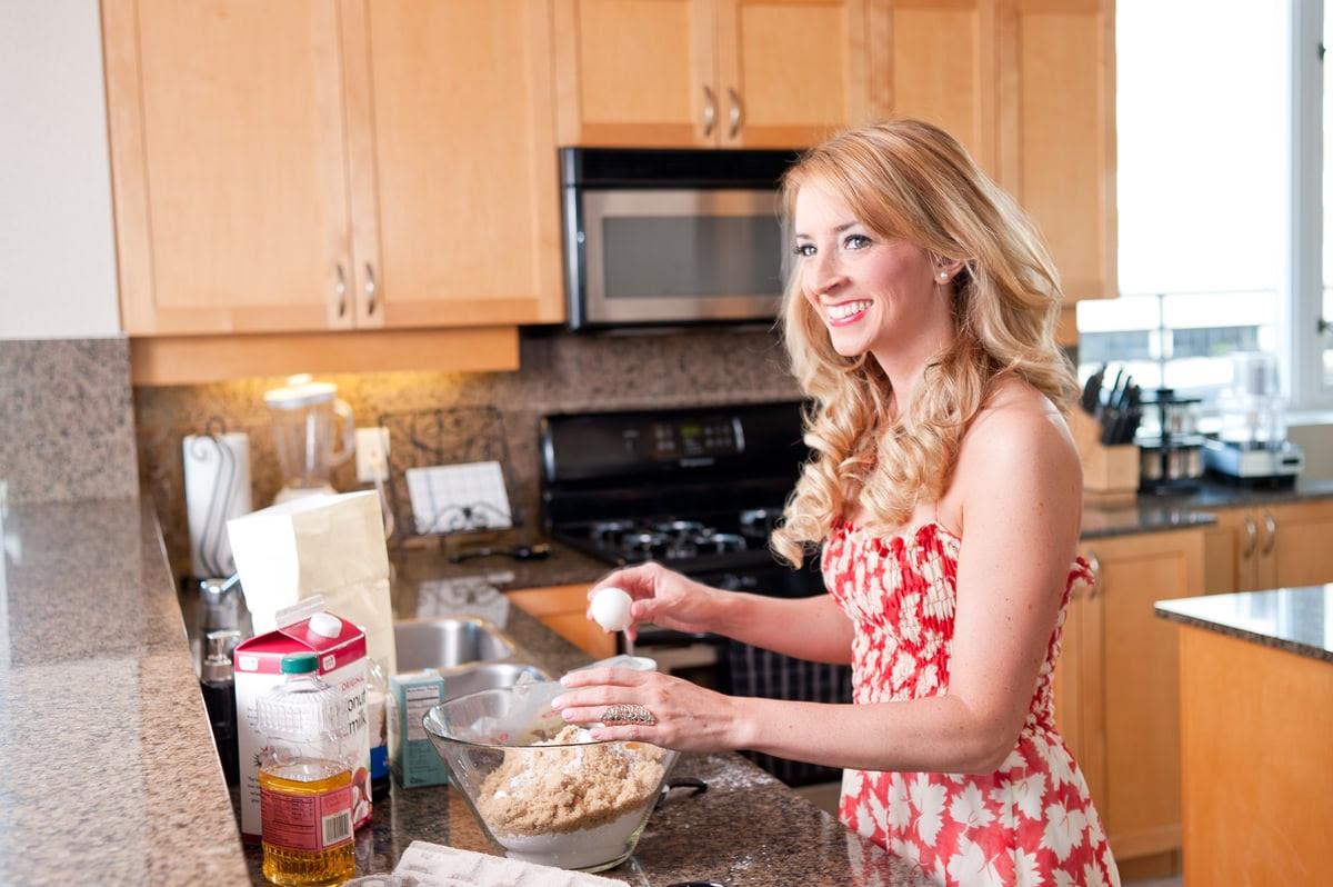 Baking in the Little Leopard Book Kitchen