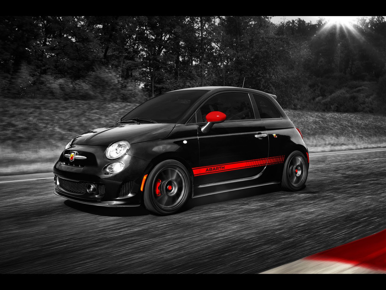 Abarth Wallpapers by Carswallpapers.net