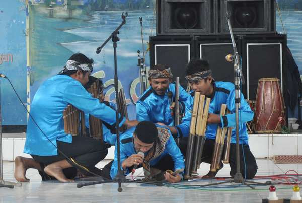 80 Gambar Alat Musik Calung Jawa Barat Paling Hist
