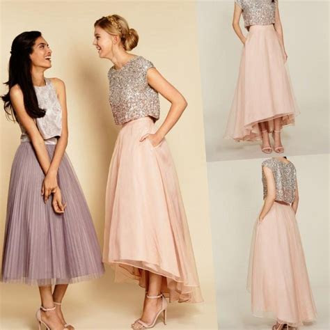 Two piece dresses for wedding guest (update July