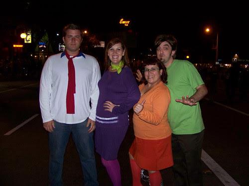 The Scooby Crew 2008