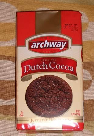 Archway Dutch Cocoa Cookies Are Back!