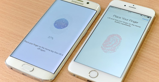 Can Police Make You Use Your Fingerprint to Unlock Your Phone? - The Atlantic