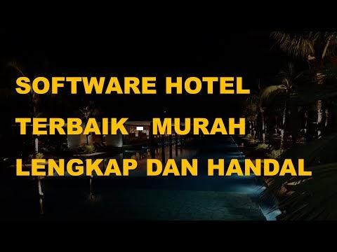 Software Hotel Terbaik Lengkap dan Handal