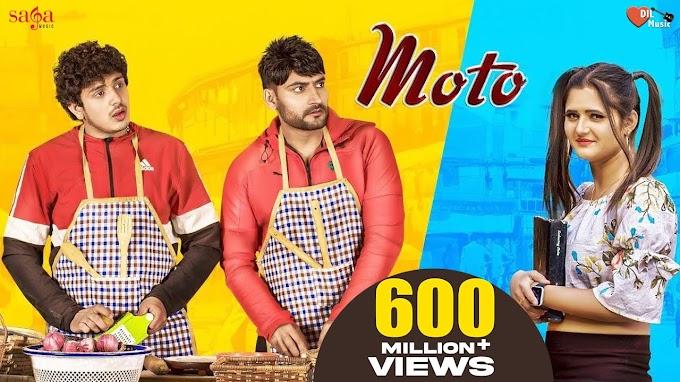 Moto (Official Video)lyrics| Ajay Hooda  lyrics| Diler Kharkiya lyrics| Latest Haryanvi Song 2020