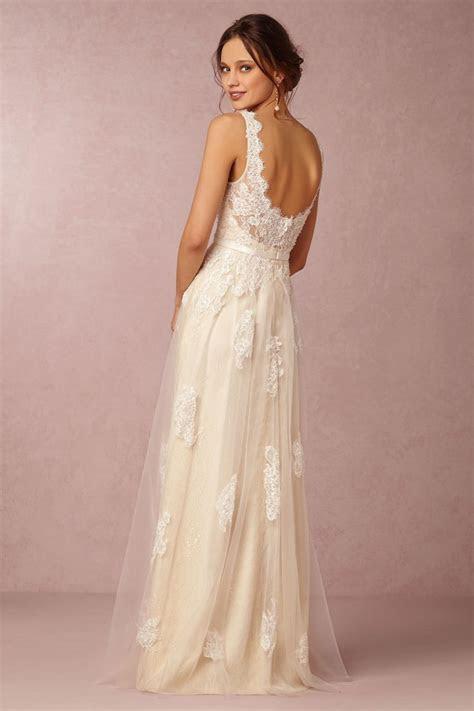 Georgia Gown from @BHLDN   GLAM Wedding Ideas   Pinterest