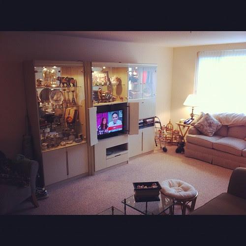 Mom's New Livingroom