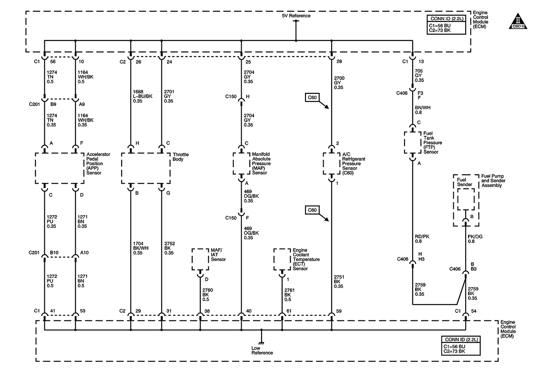 Eff Wiring Diagram 2006 Saturn Ion Wiring Resources