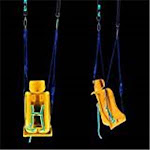 Full support swing seat, Accessory, bounce adapter, 1 each - Skillbuilders - 30-1692