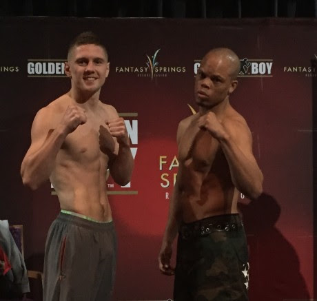 "Quigley weighs in for Snyder bout: ""No matter when it is, I'm confident"""