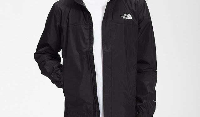 Mens Black North Face Jacket With Hood