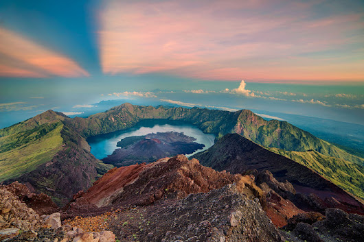 Foreign Hiker Found Dead on Mount Rinjani - IndoSurfLife.com