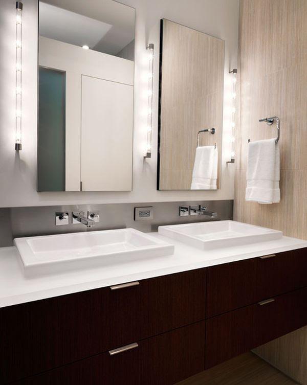 22 Bathroom Vanity Lighting Ideas to Brighten Up Your Mornings