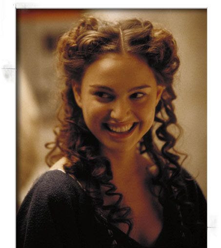 Looks like Natalie Portman doesn't mind *NSync being in Attack of the Clones