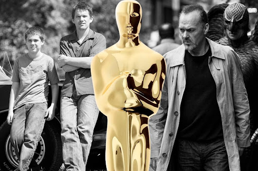 The Oscars and Why I'm Still Thinking About Boyhood