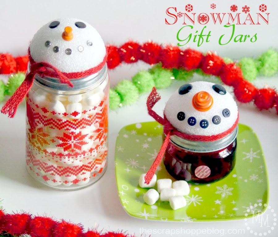 snowman-gift-jars