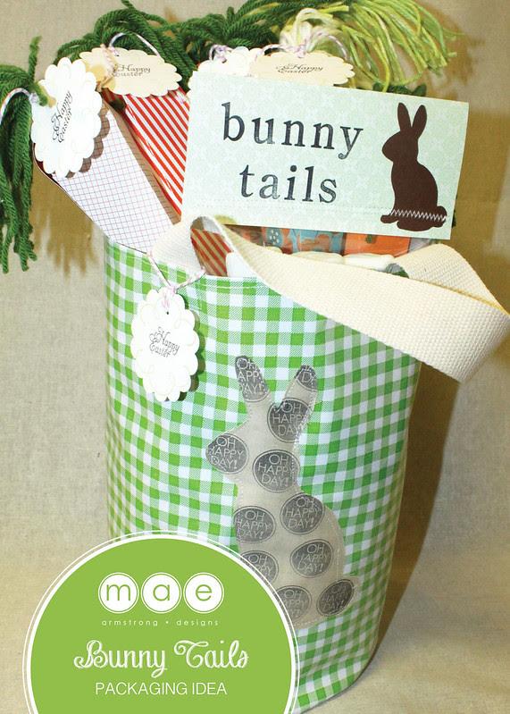 Bunny Tails Potrait