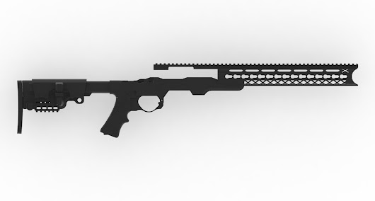 American Built Arms Company Launches the New MOD*X GEN III Modular Rifle System™ : A*B Arms