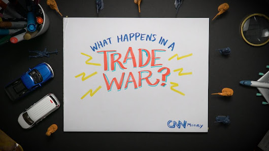 This is what a trade war looks like - CNN Video