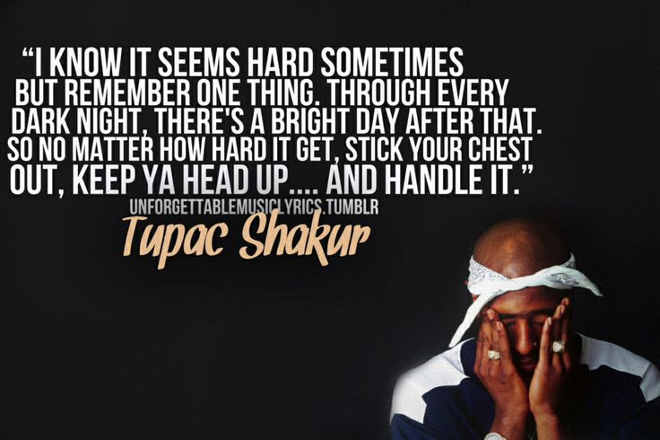 Tupac Quotes Keep Your Head Up Golfclub