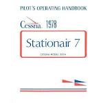 Cessna 207A 1978 Pilot's Operating Handbook (D1120-1-13)