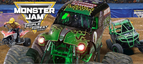 SoCal Summer Guide | Monster Jam Triple Threat Series and Ticket Giveaway - Tech Life Magazine