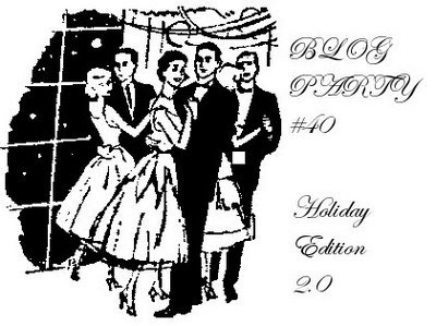 Blog Party #40:  Holiday Edition 2.0