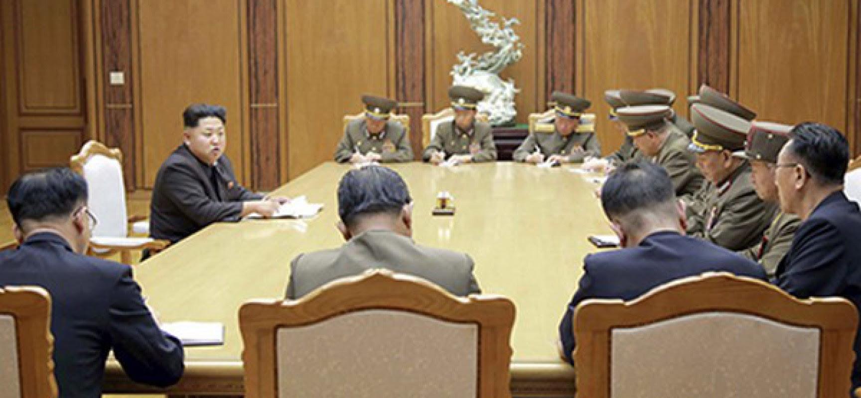 Kim Jong-Un: Ce sont les armes nucléaires, et non la discussion, qui ont permis la sortie de crise