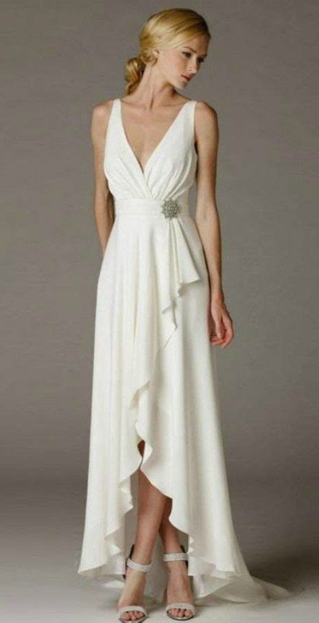 Best 25  Second Wedding Dresses ideas on Pinterest   Vow