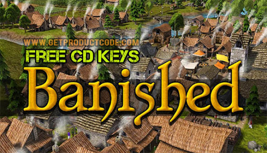 Banished CD Key Generator (STEAM) - Get Product Code