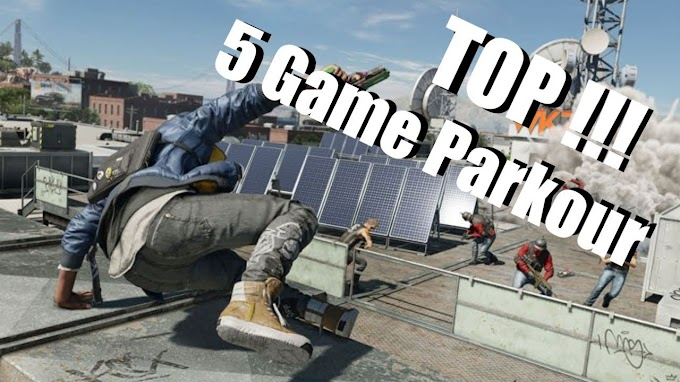 Game Parkour Di Android