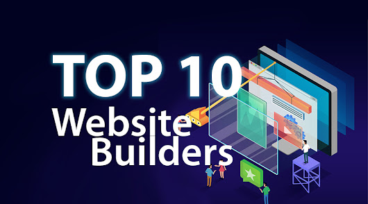 Top Website Builders to Take Your Business Online in 2018 - Webprecis