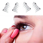Sandistore Ultra Thin Magnetic Eye Lashes