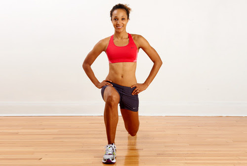 How To Safely Performing Squats And Lunges