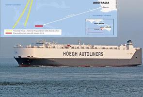 MH370: Kapal Norway sudah tiba, misi SAR hanya boleh bermula pada Jumaat