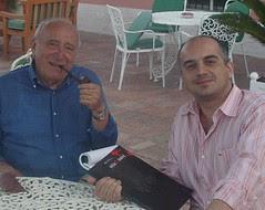 Arnoldo Foà e Ferdinando Carcavallo